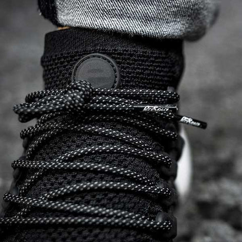 Lace Space - Black 3M - Rope Laces