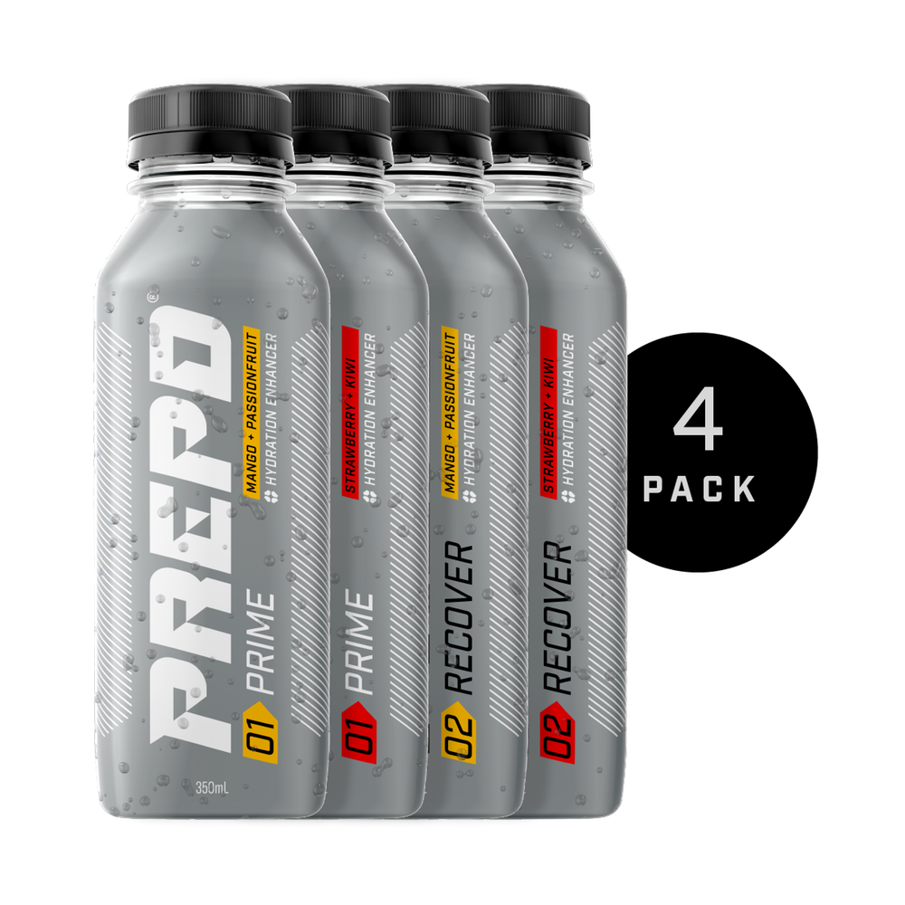 PREPD SAMPLER PACK – MIXED FLAVOURS
