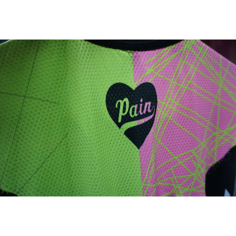 Love The Pain - Shoeyz Womens Pure Speed Triathlon Suit