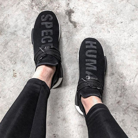 Lace Space - Black 3M - Flat Laces