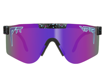 Pit Viper Sunglasses - The Night Fall Double Wide (Polarized)