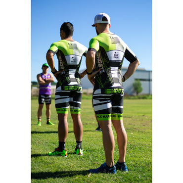 Love The Pain - Shoeyz Mens Pure Speed Triathlon Suit