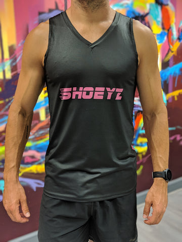 Shoeyz Performance Running Singlet