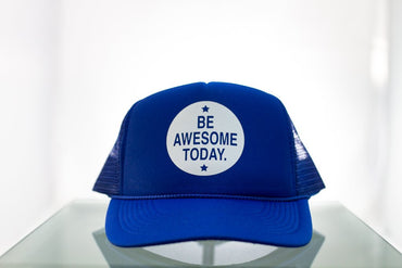 Be Awesome Today - Trucker Hat (Love the Pain)