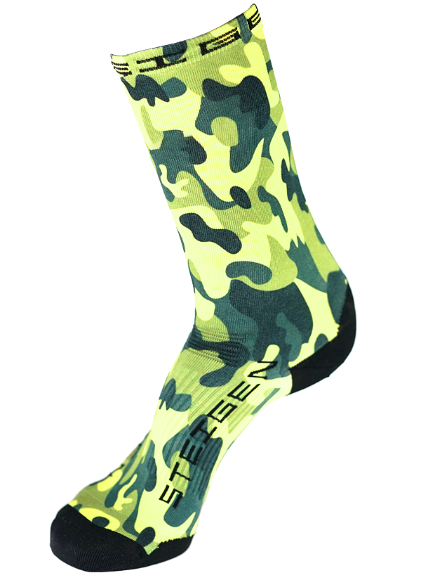 Steigen - 3/4 Length - Green Camo