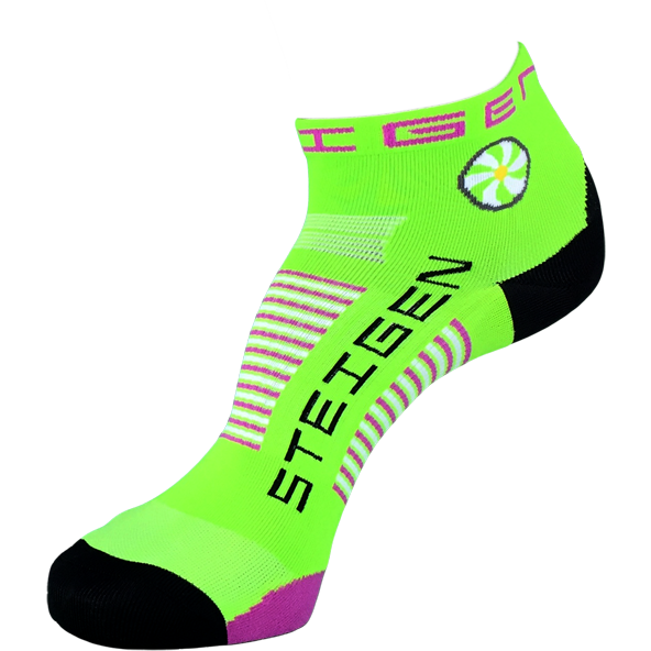 Steigen - 1/4 Length - Fluro Green