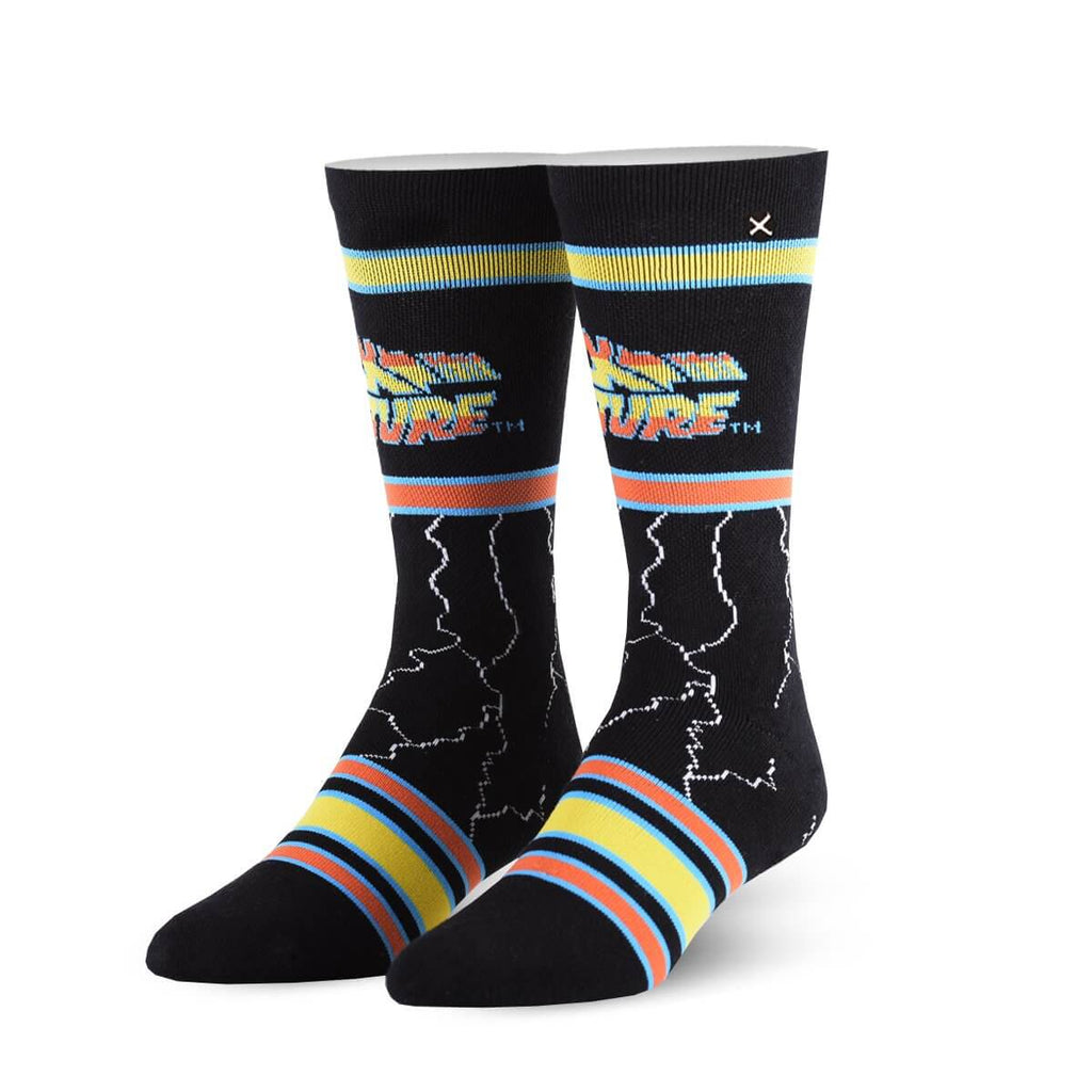 Odd Sox - Back To The Future Socks