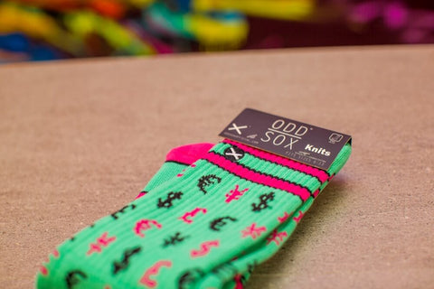 Odd Sox - Big Bank Socks