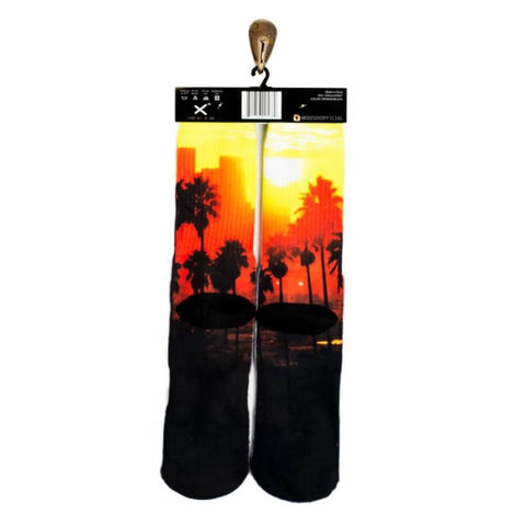 Odd Sox - Sunset Socks