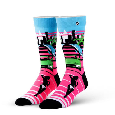 Odd Sox - Vice City Socks