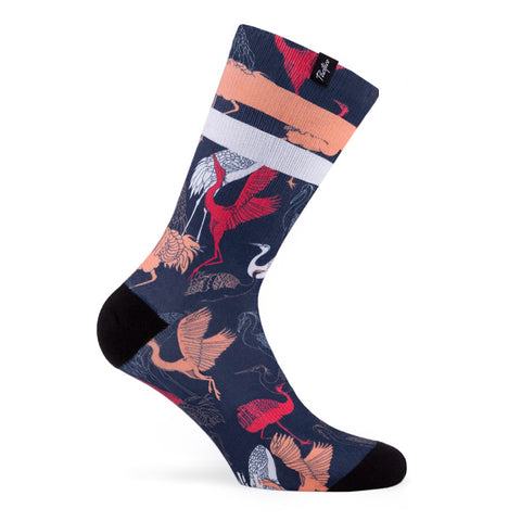 Pacific and Co - Cranes - Socks