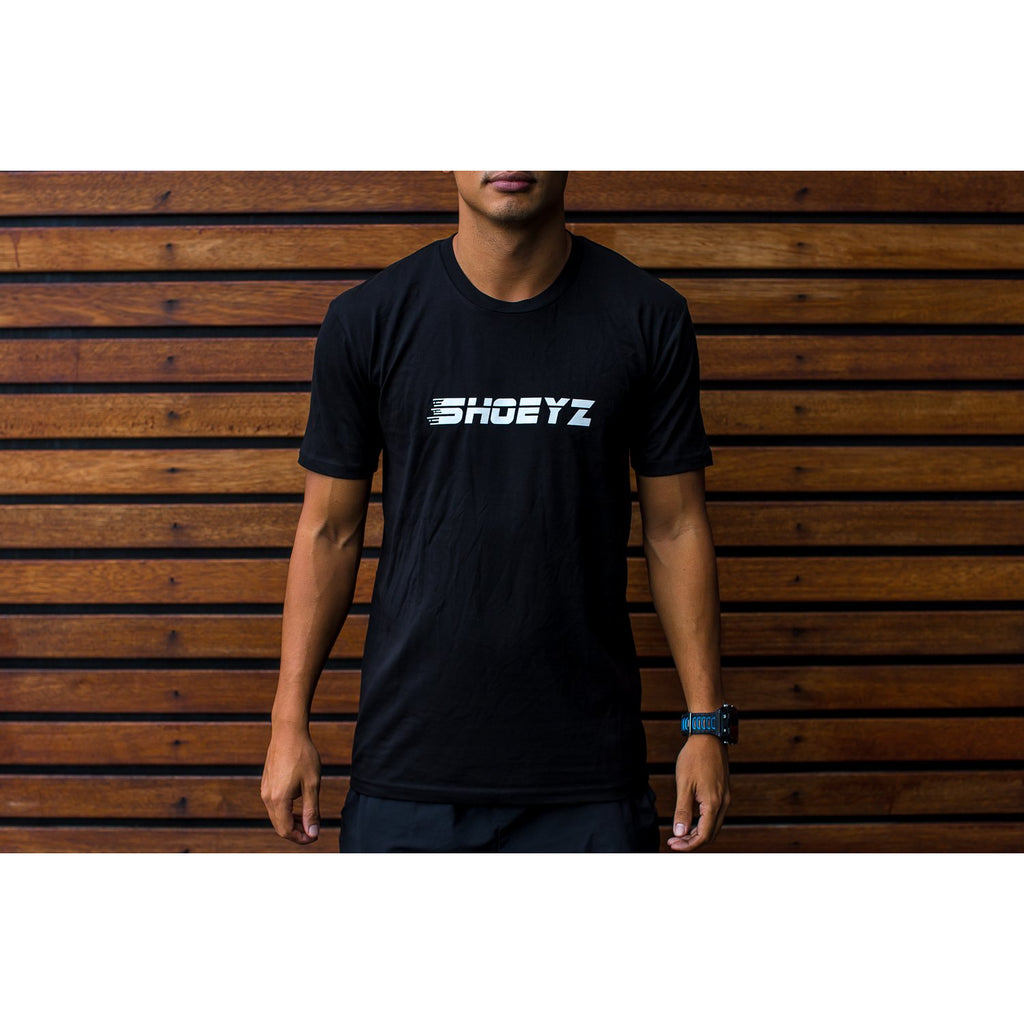 Shoeyz Apparel - Black Tee