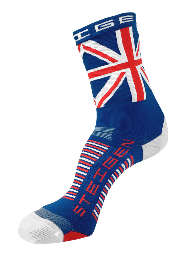 Steigen - 3/4 Length - Union Jack