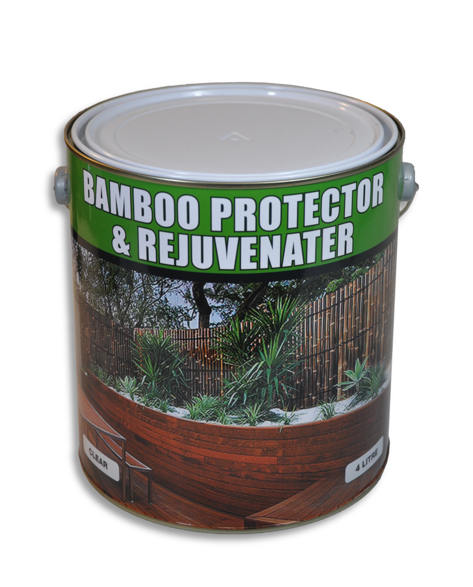 Bamboo Protector and Rejuvenater 4L Clear