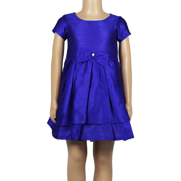Olele® Girls Dress Blue Pearl