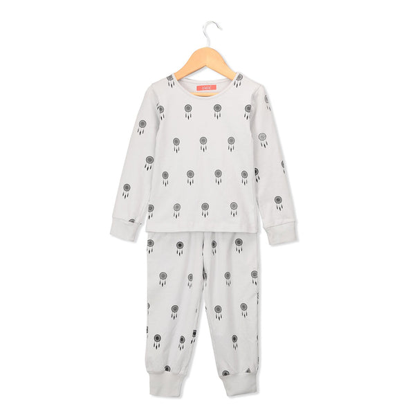 Olele® Dream Catcher Nightsuits with Pajama for Boys and Girls