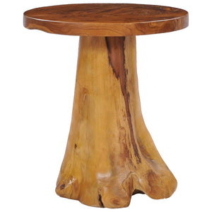 Coffee Table 40x40 cm Solid Teak Wood