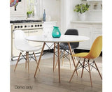 💎 Scandinavian Dining Table Round 100cm