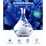 Ultrasonic Aroma Diffuser Porcelain Pattern 300ml