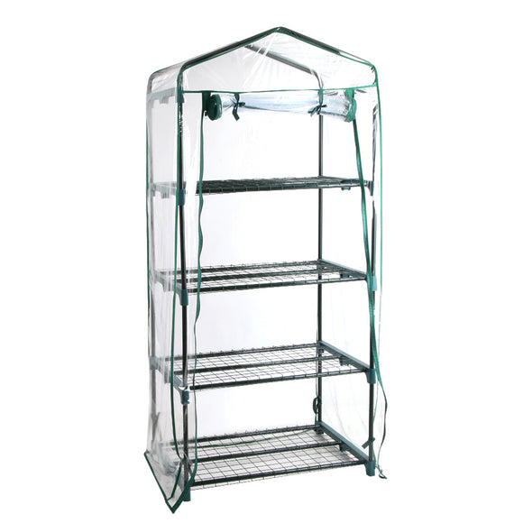 💎 Greenhouse Garden Growing Plant Storage Clear 70 X 50 cm