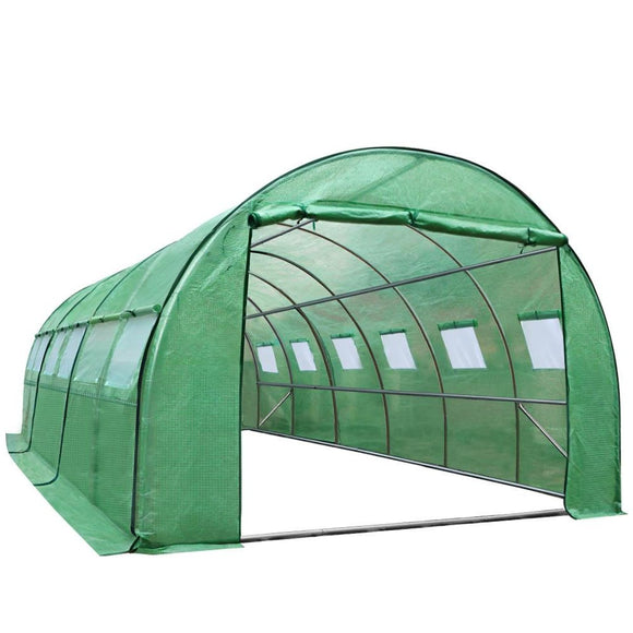 💎 Greenhouse Garden Plant Storage Grow Tunnel 6 X 3 Metres