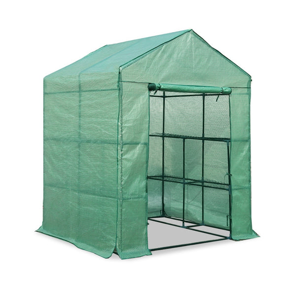 Greenhouse Garden Growing Plant Storage 1.5 X 1.4 Metres