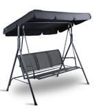 Stylish Large Outdoor Swing Chair With Canopy