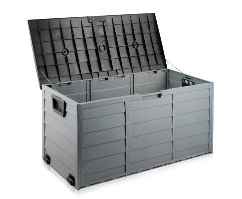 💎 Outdoor Garden Lockable Storage Box 290L