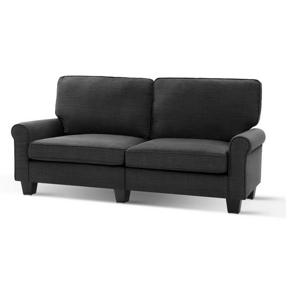 Modern Sofa Lounge Dark Grey 178