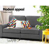 Modern Sofa Lounge Grey 178