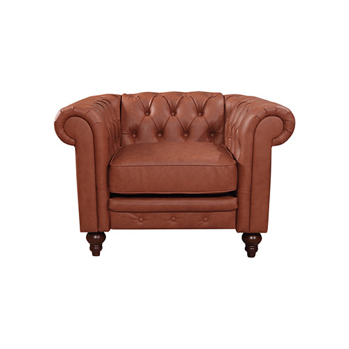 Madeline Armchair Faux Leather