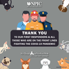 APART BUT NOT ALONE: NPIC Pet Treat Donations for Furry Friends & Front Line Heroes