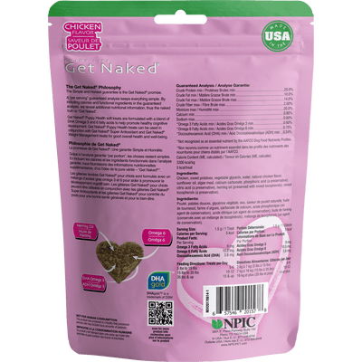 Get Naked® Puppy Health Soft Treats