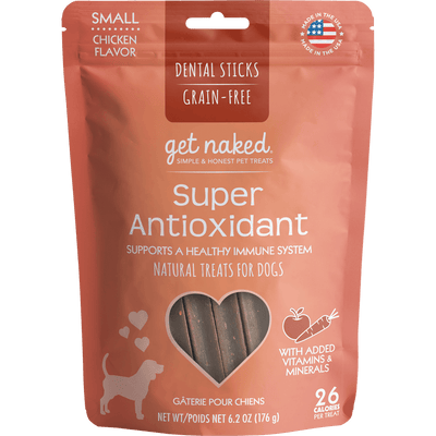 Get Naked® Super Antioxidant Dental Sticks