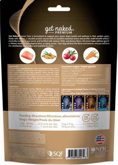 Get Naked Premium® Senior Care