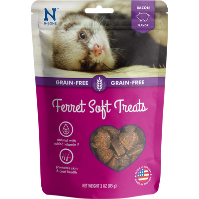 N-Bone® Ferret Soft Treats in Bacon