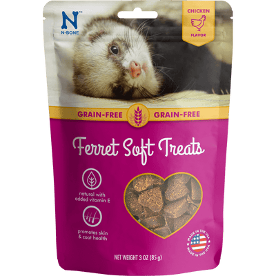 N-Bone® Ferret Soft Treats in Chicken