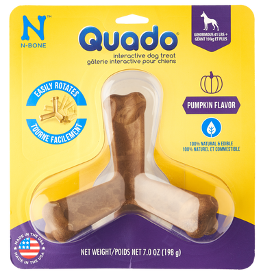 N-Bone® Quado® in Pumpkin