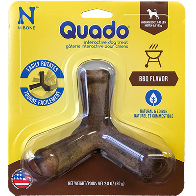 N-Bone® Quado® in BBQ