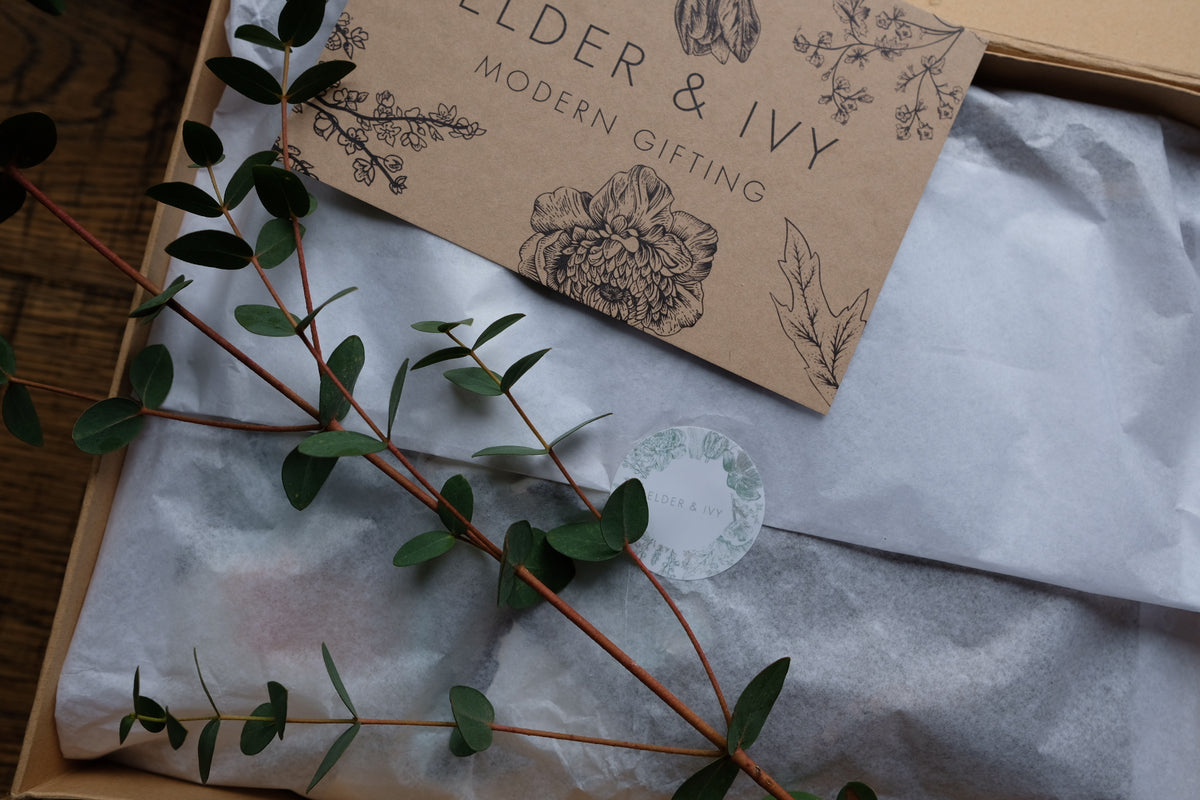 Elder and Ivy gift box