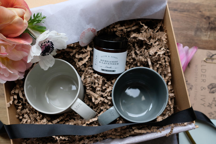Peony Box - the one for happiness