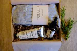 Rosemary Box - the one for winter care