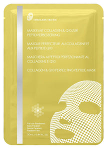 Timeless Truth Collagen and Q10 perfecting peptide mask 30ml
