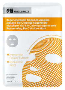 Timeless Truth Mask Rejuvenating Bio Cellulose mask with Immortelle
