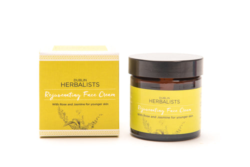 Dublin Herbalists Rejuvenating Face Cream 60ml