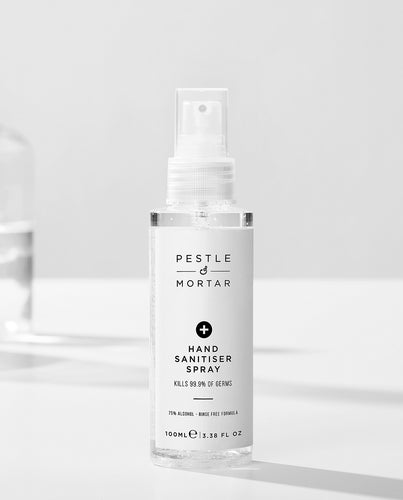 Pestle & Mortar Hand Sanitiser Spray 100ml