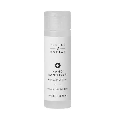 Pestle & Mortar Hand Sanitiser 50ml