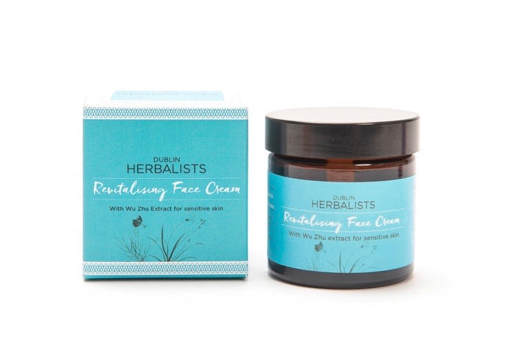 Dublin Herbalists Revitalising Face Cream 60ml