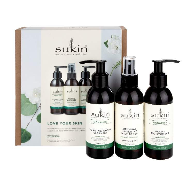 Sukin Love Your Skin Signature Gift Pack (Vegan)