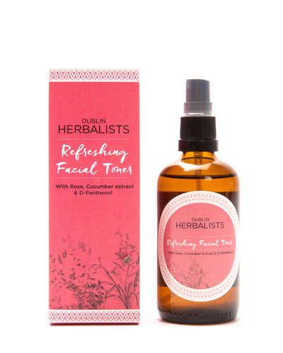 Dublin Herbalists Refreshing Facial Toner 100ml